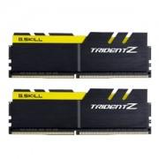 Memorie G.Skill Trident Z 16GB (2x8GB) DDR4 3200MHz 1.35V CL16 Dual Channel Kit, F4-3200C16D-16GTZKY
