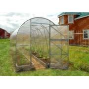 Polykarbonátový skleník Dvushka 2 m (2x2 m)
