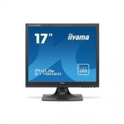 Monitor iiyama Prolite E1780SD-B1, 17'', LCD, 5ms, DVI, repro