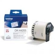 Brother Original P-Touch Etiketten weiss Papier DK44205
