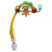 9716 MOLTO, juguetes musicales del carrusel y actividades molta, perrito-perro-musicales con mando a distancia