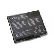Batteria LI-ION nera per HP COMPAQ Business Notebook nx7000 Series etc. sostituisce 337607-001, 336962-001, PP2082P 4400mAh 14.8V