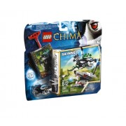 LEGO Chima 70107 Skunk Attack