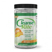CLEANSE-RITE 7 Day Colon Cleanse System 21 Packs