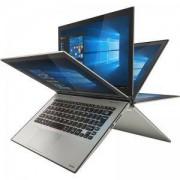 Лаптоп Toshiba Satellite Radius P20W-C-106, Core i7-6500U, 8GB, 256GB SSD, 12.5 инча IPS Ultra HD 4K Touch, Intel HD Graphics 520 - PSPVVE-001001B3