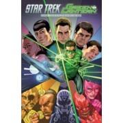 Star Trek/Green Lantern The Spectrum War by Mike Johnson