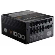 "SURSA COOLER MASTER. V1000 v2, 1000W (real), fan 135mm, 80 Plus Gold, 8x PCI-E (6+2), 9x S-ATA, modulara ""RSA00-AFBAG1-EU"""