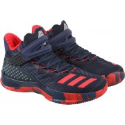 Adidas BALL 365 Basketball Shoes(Blue)