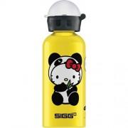 SIGG Hello Kitty Panda 0.4L yellow
