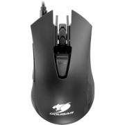 Mouse gaming Cougar 500M Black