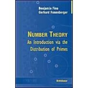 Number Theory / An Introduction Via The Distribution Of Primes