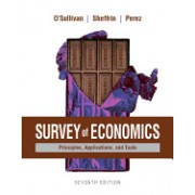 Survey of Economics: Principles, Applications, and Tools Plus Myeconlab with Pearson Etext (1-Semester Access) -- Access Card Package