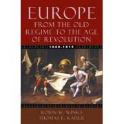 Europe, 1648-1815 by Robin W. Winks