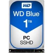 HDD Notebook Western Digital Blue SSHD 1TB SATA 3 2.5inch