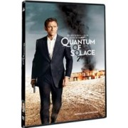 QUANTUM OF SOLACE DVD 2008