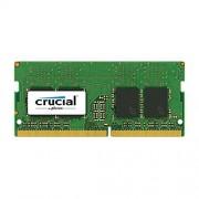 Crucial 16Go Single DDR4 2133 MT/s (PC4-17000) SODIMM 260-Pin - CT16G4SFD8213