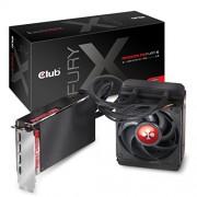 CLUB3D Radeon R9 Fury X AMD Radeon R9 Fury X 4GB