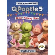 Q Pootle 5: Pootle Party Sticker Activity Book by Nick Butterworth