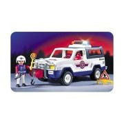 Playmobil Rescue Equipment Truck
