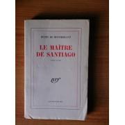 Le Maitre De Santiago Trois Actes
