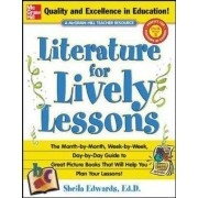 Literature for Lively Lessons by Shelia Edwards
