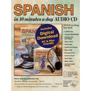 Spanish in 10 Minutes a Day by Kristine K. Kershul