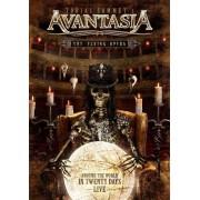 Avantasia - Flying Opera - Around the World in Twenty Days Live (0727361255404) (4 DVD)