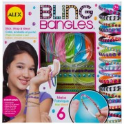 ALEX Toys Do-it-Yourself Wear Bling Bangles Jewelry Kit