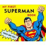 My First Superman Book by David Bar Katz