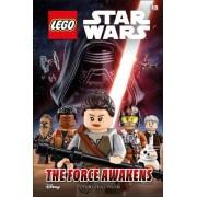 DK Reads LEGO Star Wars: The Force Awakens by David Fentiman