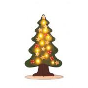 Pebaro 845-legno Kit Albero di Natale Modelling