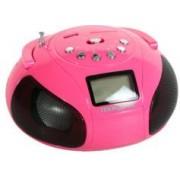 Teknofun Mini radio FM avec enceinte Bluetooth Boombox Teknofun