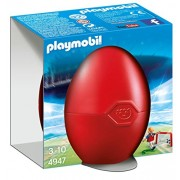 PLAYMOBIL Soccer Player with Goal