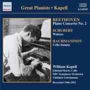 L Van Beethoven - Pianoforte Concerto No.2/ (0636943176726) (1 CD)
