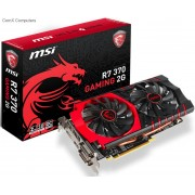 MSI AMD Radeon R7 370 2GB GDDR5 256-Bit Graphics Card