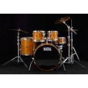 Natal Spirit C US Fusion X Drum Set, Ochre Stain