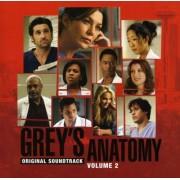 OST - Grey's Anatomy Part II (0094637872727) (1 CD)
