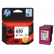 Cartus Cerneala HP 650 Color - CZ102AE