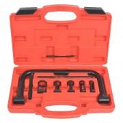 vidaXL Скоба за пружините на клапаните, комплект от 10 части