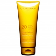 CLARINS CREME SOLAIRE CONFORT 20 UVB UVA 200 ml