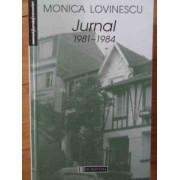 Jurnal 1981-1984 - Monica Lovinescu