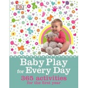 Baby Play for Every Day by Claire Halsey