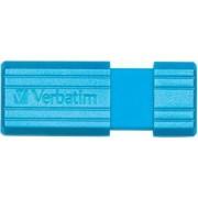 USB Flash Drive Verbatim PinStripe 16GB USB 2.0 Albastru