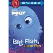 Finding Dory Deluxe Step Into Reading (Disney/Pixar Finding Dory)