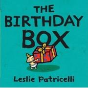 Birthday Box Board Book by Leslie Patricelli