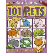 How to Draw 101 Pets by Dan Green