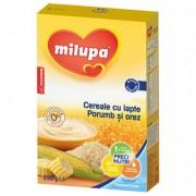 Milupa Cereale cu lapte, porumb si orez 250g
