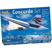 Revell 05757 - Modellino Concorde BA, scala 1:144 [Importato da Germania]