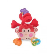 Fisher-Price Discover n Grow Musical Monkey Stroller Toy (japan import)