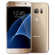 Smartphone Samsung SM-G930F GALAXY S7 Flat 32GB, Gold Platinum